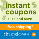 drugstore.com instant coupon