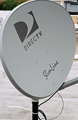 directv satellite tv dish