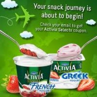 activia select french and greek yogurt cups