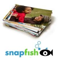 snapfish photo prints and logo