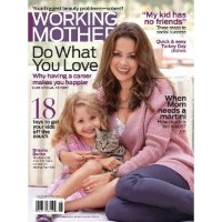 working mother magazine cover