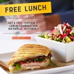 romanos macaroni grill free lunch coupon