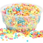 cup of dippin dots ice cream