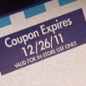 coupon expiration date