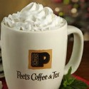 peets coffee and tea beverage
